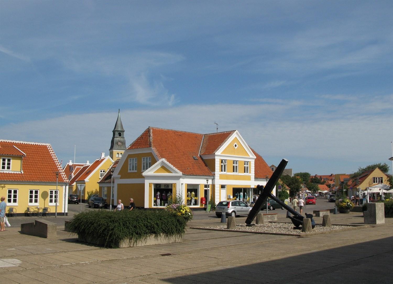 Hotel, Restaurant, Cafe, Grenen og Konference i Skagen